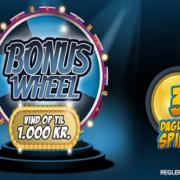 Spillehallen bonushjul