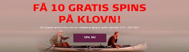 free spins danske spil