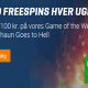 20 free spins nordicbet vegas leprechaun goes to hell